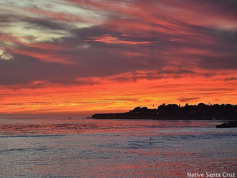 SUP at Sunset 2